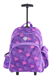 Trolley Backpack Friends Hearts