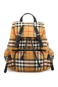 Rucksack small tartan backpack