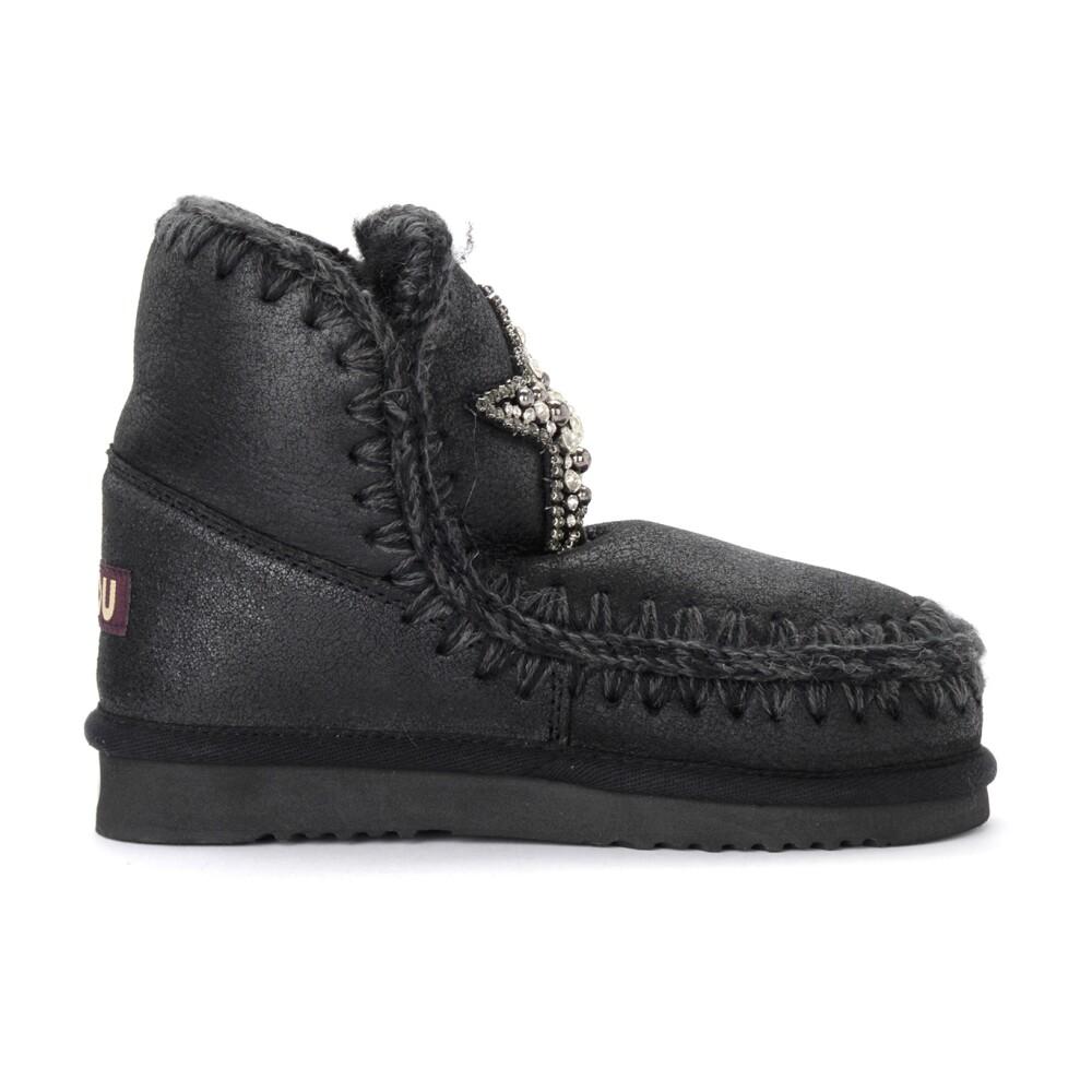 Mou Black Eskimo 18 boot Mou