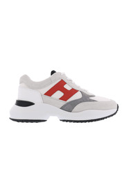 INTERACTION SNEAKERS IN WHITE