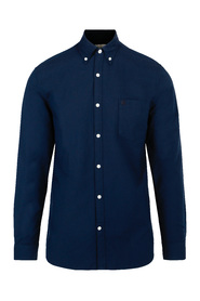 Marine Selected Homme Collect Ls Skjorte