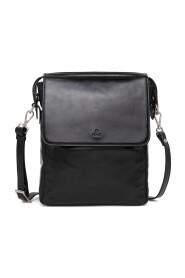 Elin Black Salerno Shoulder Bag