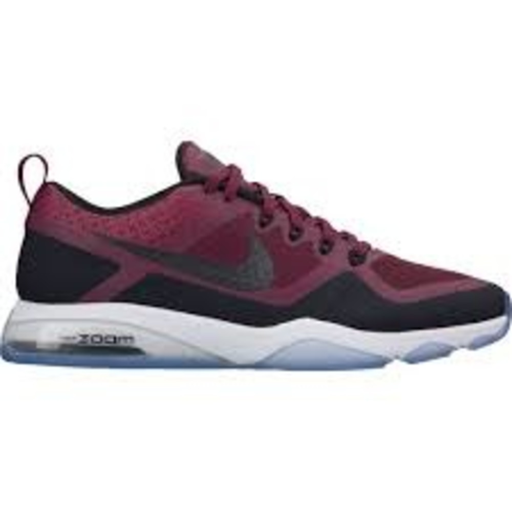 Online shopping Sort Hvide Fitnesssko Nike Air Zoom Fit