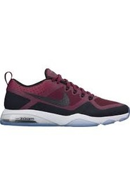 NIKE - AIR ZOOM - FITNESS.SKO  - LILLA