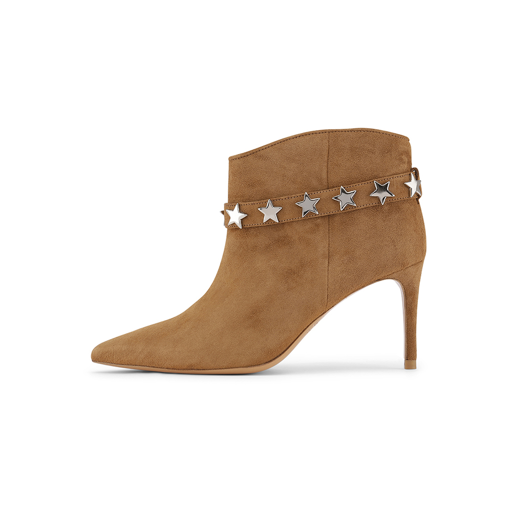 Assie Suede Boots