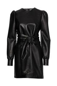 Nikita Leather Dress