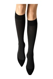 KNEE-HIGHS COT VELV Socks