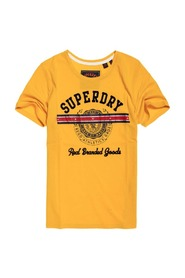 Superdry Heritage Crest Tape Entry Tee G10106MT