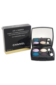 Chanel les 4 ombres multi-effect quadra eyeshadow 262 tissé Beverly Hills 2 g