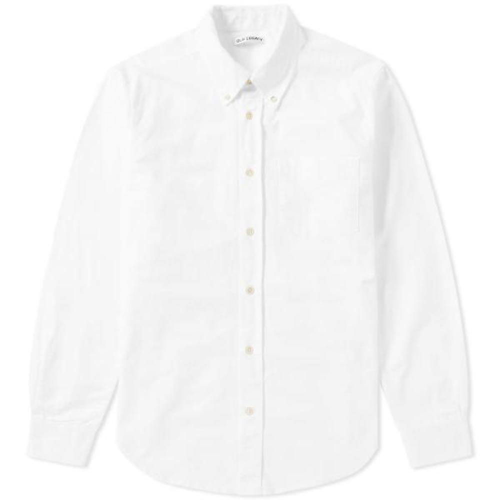 Original BD White Oxford Shirt