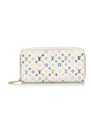 Monogram Multicolore Zippy Wallet