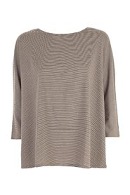 T-SHIRT M3/4 A RIGHE OVER