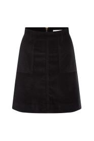 CLT-141-SKI-AW20 Victoria Solid Skirt