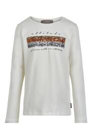 T-shirt Sequins LS (821765)