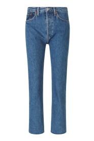Jeans 70'erne Komfur Pipe