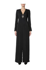 JUMPSUIT WITH JEWEL APPLICATIONS