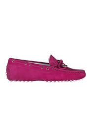 Loafers leather gommino junior