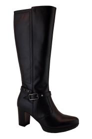 Overknee Støvler