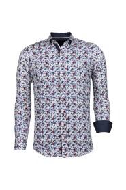 Italiaanse Slim Fit Overhemd
