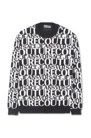 Easy JACQ Lettering knitwear
