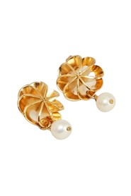 Vérone Medium earrings with cultured pearl