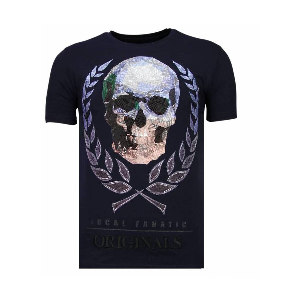 Skull Originals - Rhinestone T-shirt