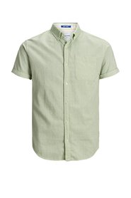 Short sleeved shirt Textured