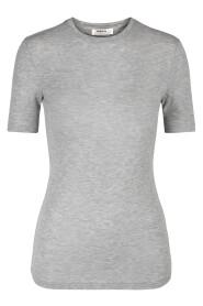 Mona Lyocell O SS T-skjorte