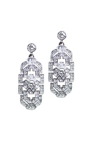 Caroline earrings Crystal