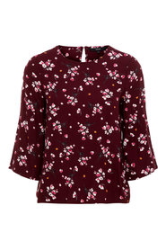 3/4 sleeved blouse