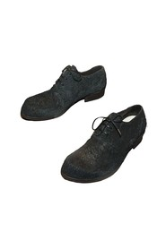 SENTIMENTS LEATHER DERBY SHOES