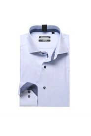 Vannucci 1188 Slim Shirt Lt. Blue