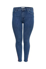 Skinny fit Push up jeans Curvy