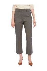 Clara Crop Trousers 537