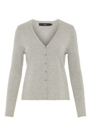 Happy Basic LS V-neck Cardigan