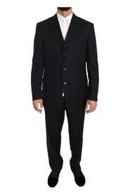 3 Button Wool Suit
