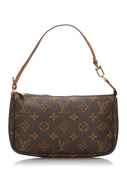 Monogram Pochette Accessories Canvas