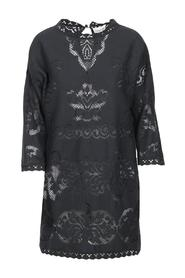 Lace Oversized Dress Pre Owned Condition Excellent