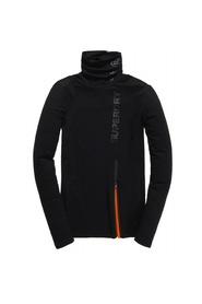 Sport runner funnel neck