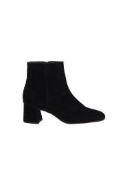 Suede Short Boot