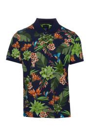 Humming Garden Pique T-Shirt