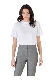 T-shirt con dettaglio sul retro