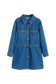 Denim dress fickor