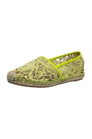 Pre-owned Espadrille Flats