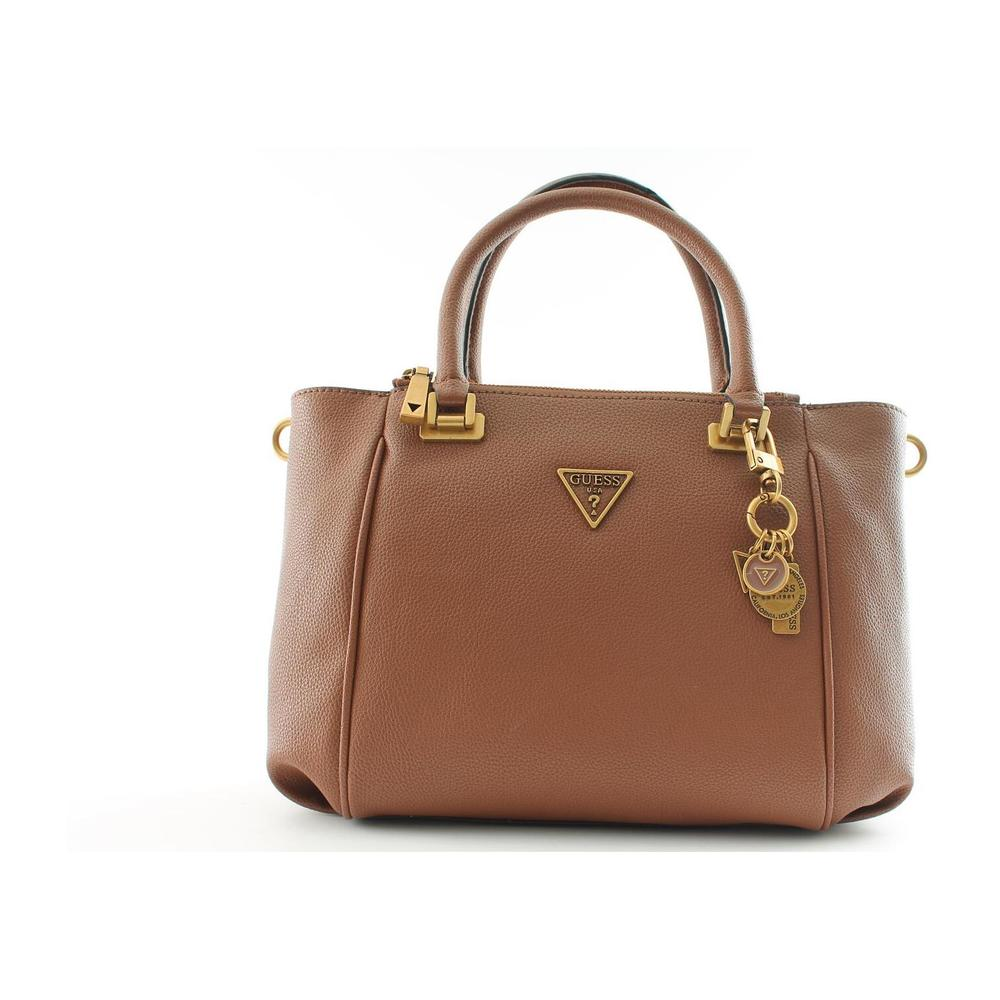 Guess Cognac Hand and shoulder bag Guess