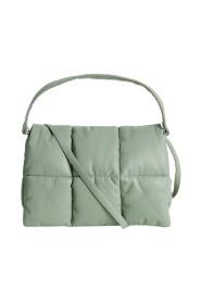 Wanda Faux Leather Clutch Bag
