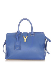 Small Cabas Chyc Leather Satchel