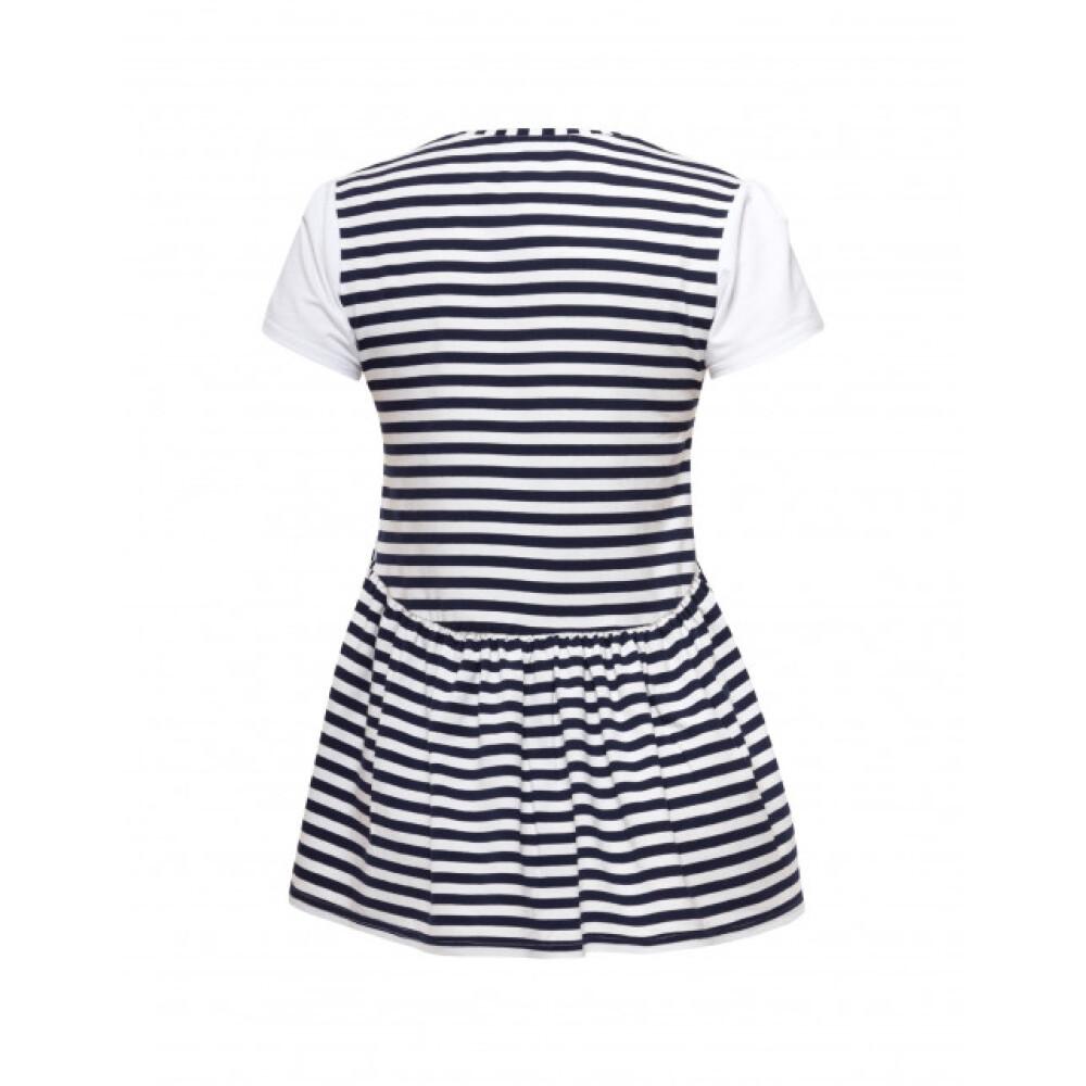 paski Bluzka minimalistyczna   YULIYA BABICH   Bluzki - Najnowsza zniżka qTQVs
