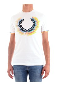 FRED PERRY M7515 T-SHIRT Men WHITE