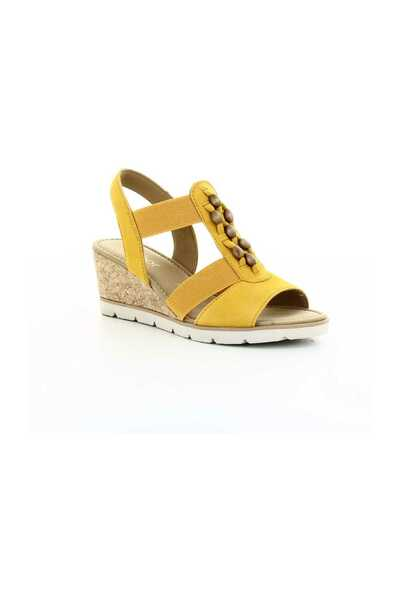 Yellow Shoes 45,750   Gabor Buty Na Koturnie